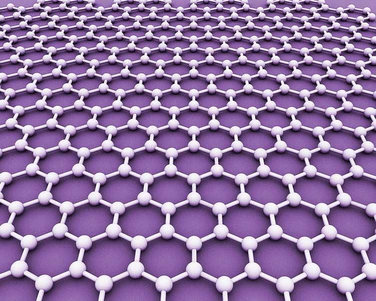 graphene supermaterial